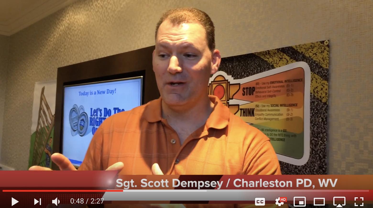 Deputy Chief Scott Dempsey CPD