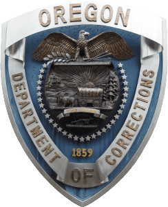 Oregon Dept. Corrections