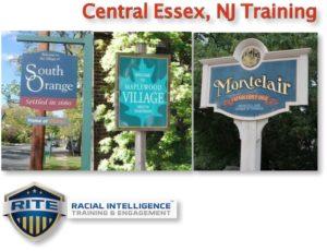 3 dept Essex - racial intelligence training