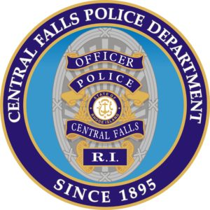 Central Falls Police Department shield