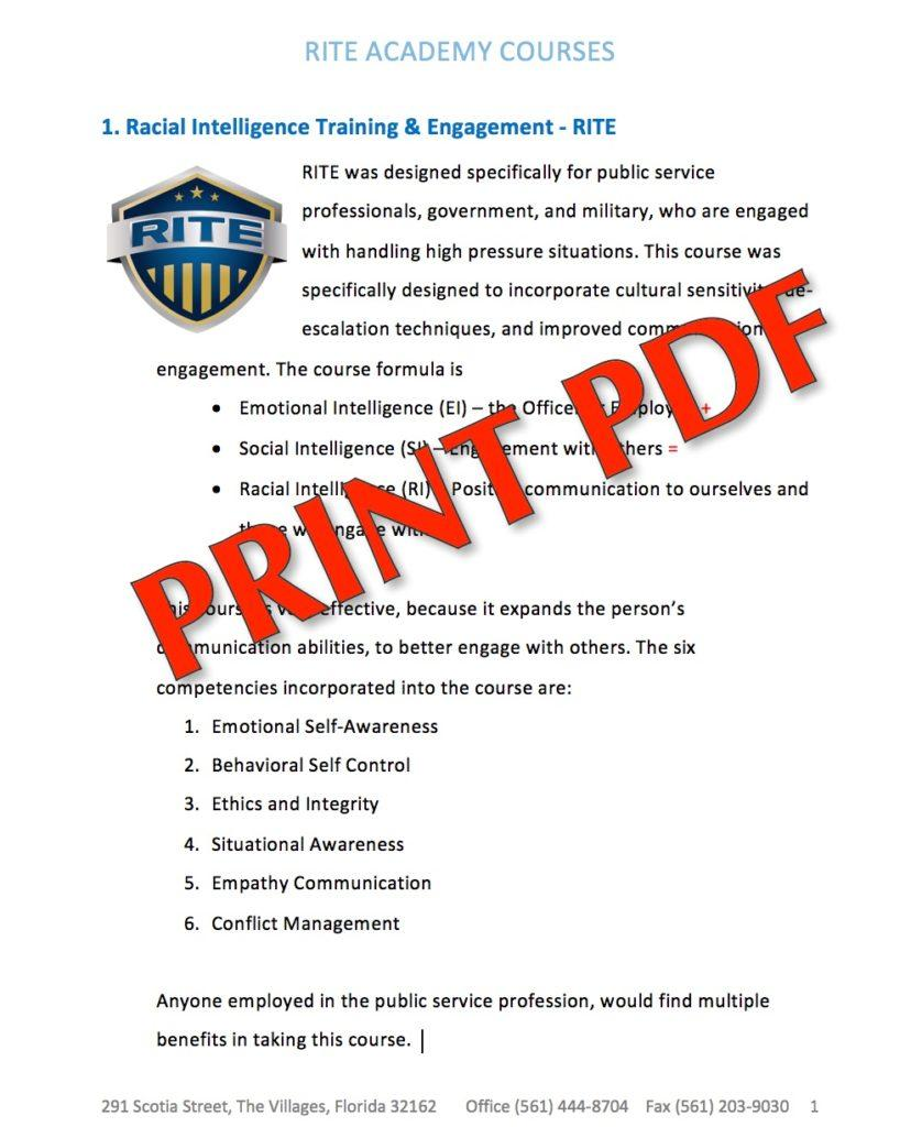 diversity training manual Free essay: diversity training manual: part 1 abstract this paper is the first part of a training manual that will help employees to have a better.