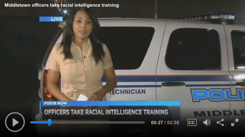 Middletown officers train in Racial Intelligence – Fox 19 News