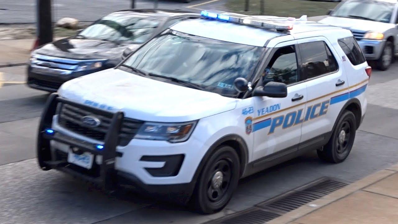 Yeadon police RITE Training