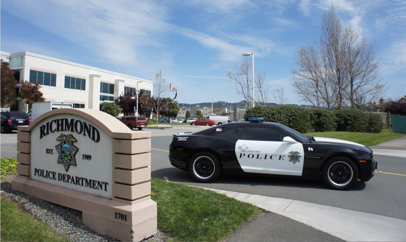 richmond police training