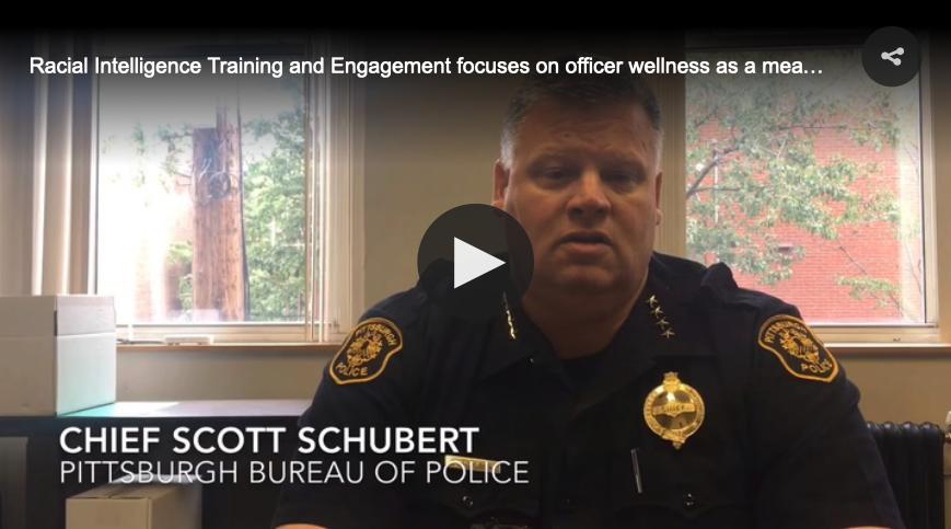 Pittsburgh Police Chief Scott Schubert