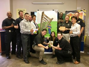 Teaching Pittsburgh Police - RITE Workplace Culture Training - group