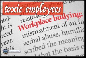 Toxic employee_the Bully