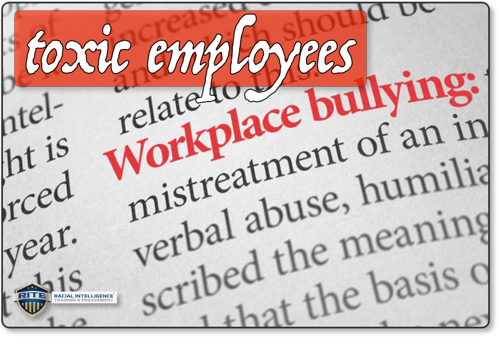 Toxic employee_the Bully