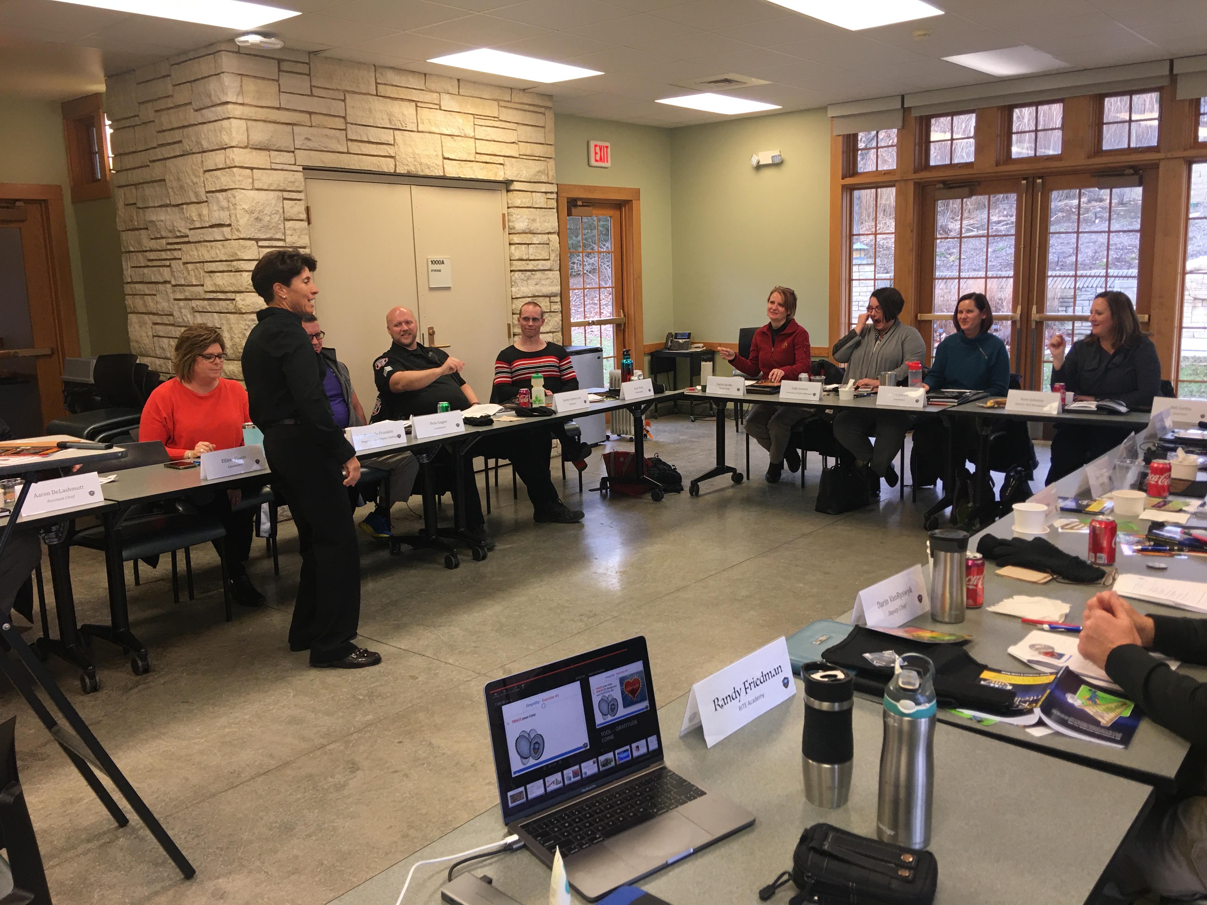 Iowa State UPD_RITE training Gratitude