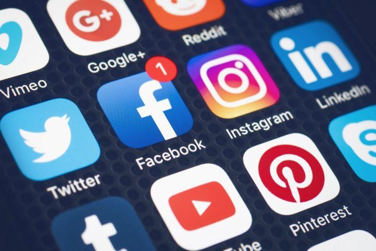 cops posting on social media