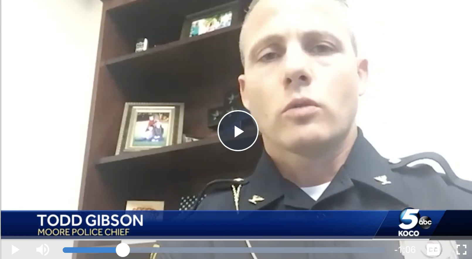 Todd Gibson_Moore PD