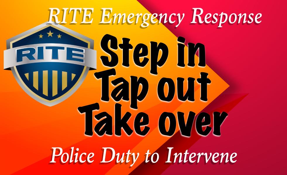 RITE duty to intervene rite