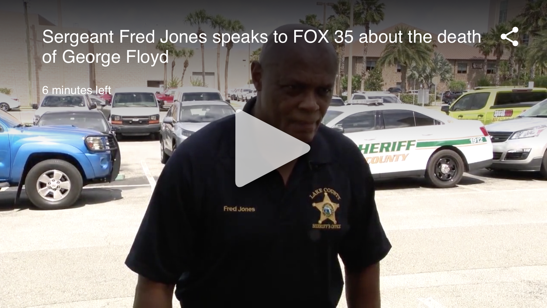 sgt fred jones on fox35