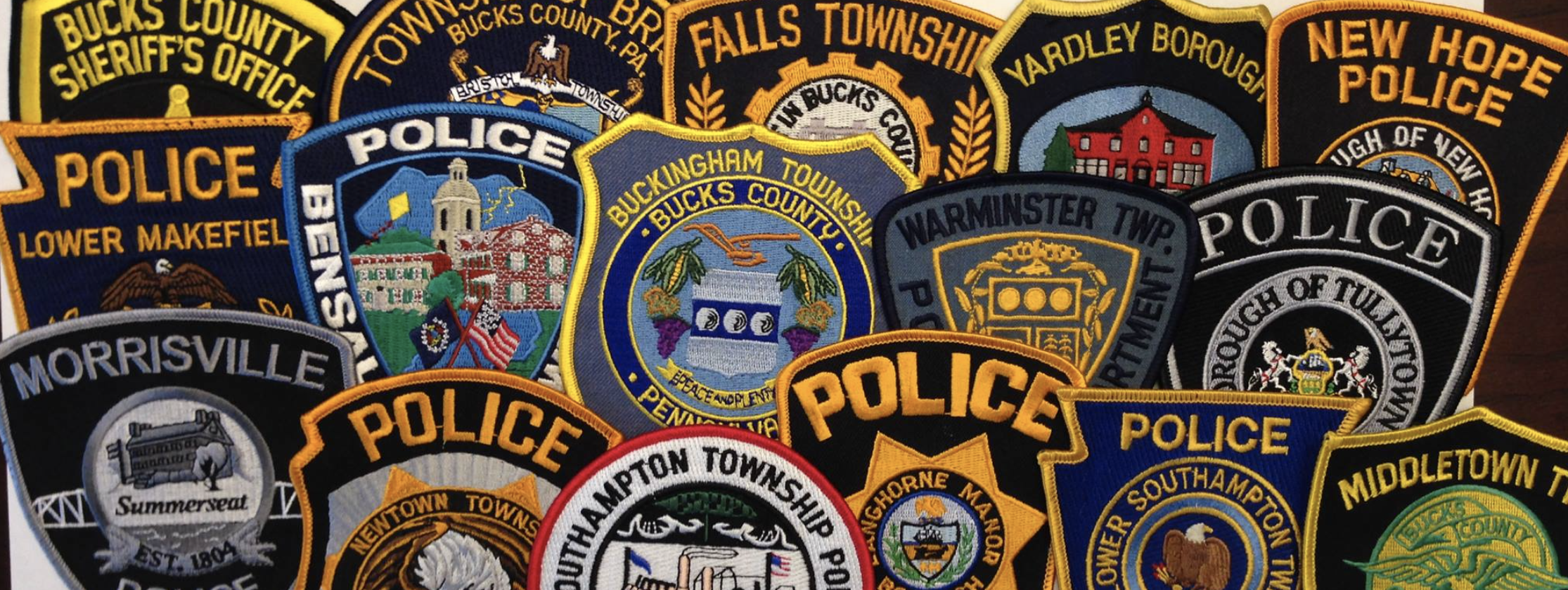 buck county badges rite