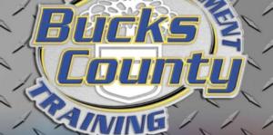 bucks co police training