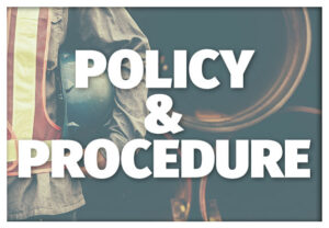 RITE policy and procedure