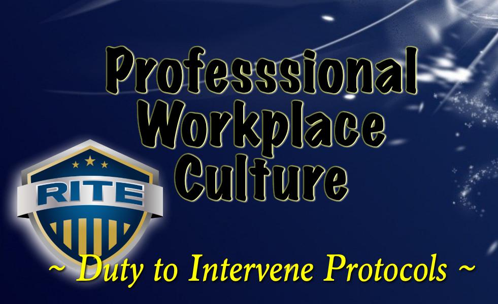 duty intervene protocol