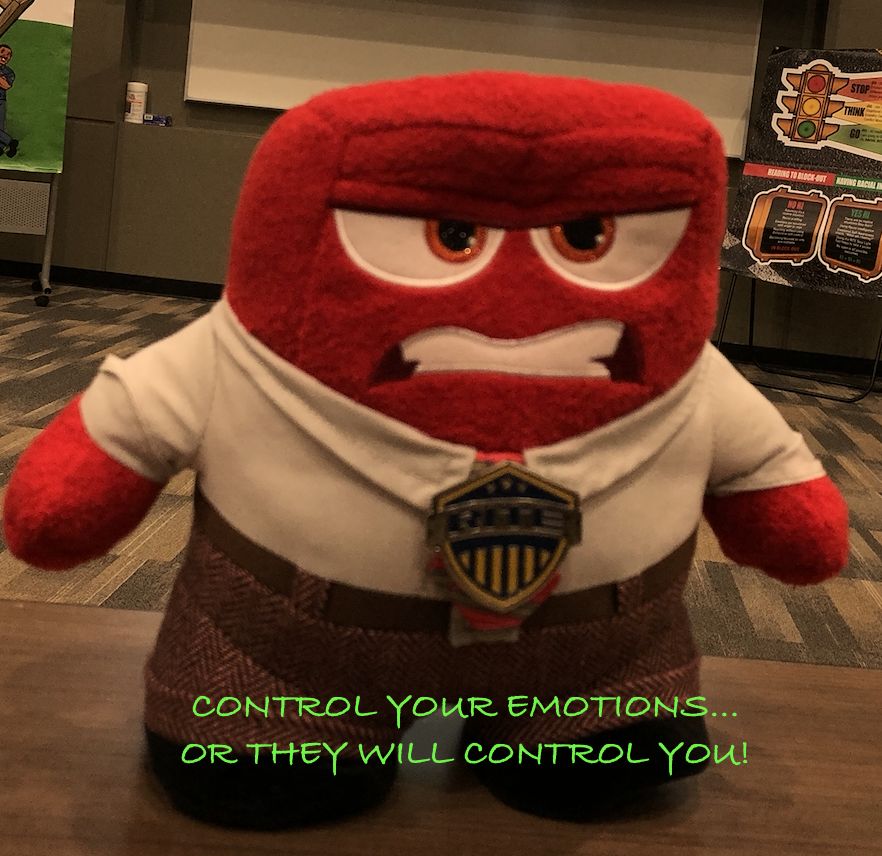 CONTROL ANGER ANGRY