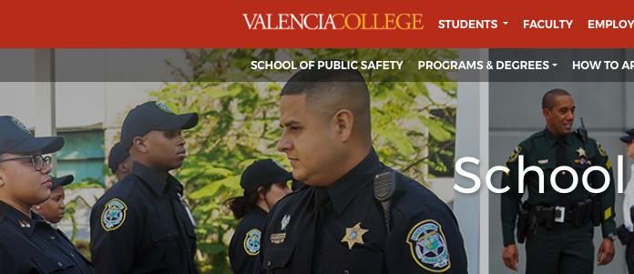 Valencia College, School of Public Safety