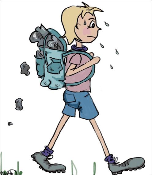 PTSD officer backpack RITE