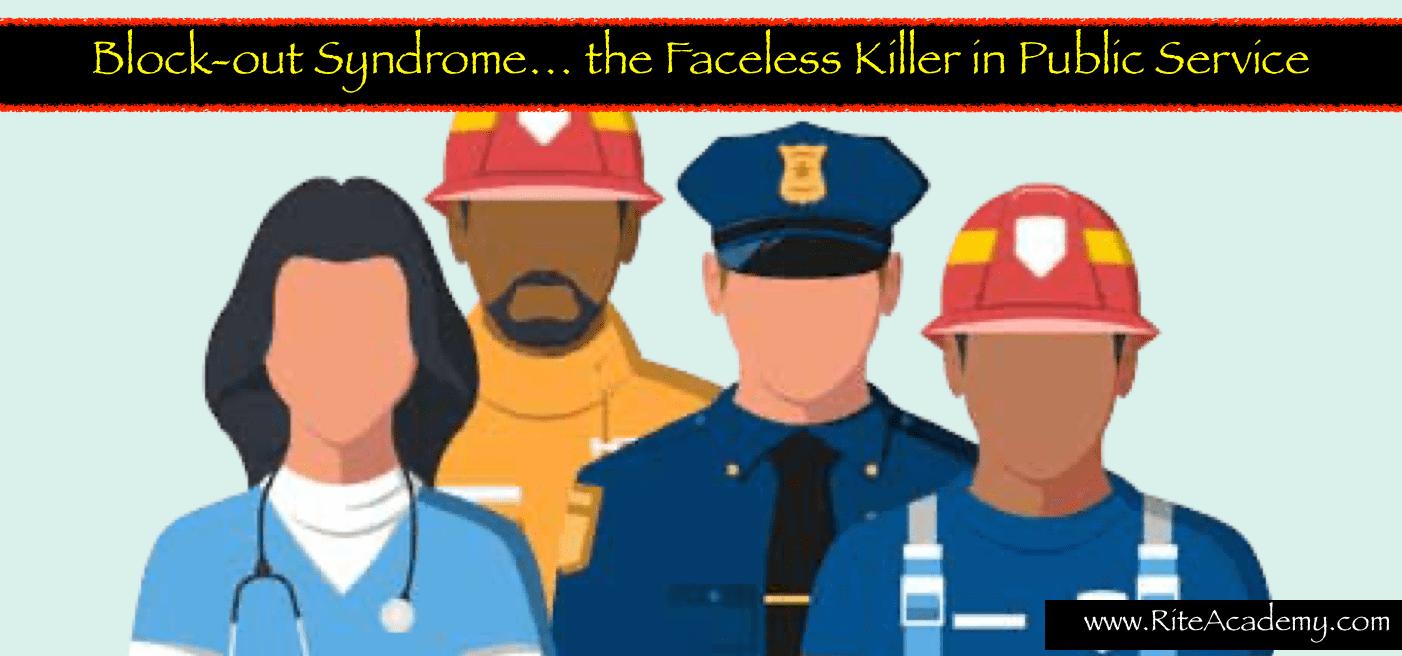 Block out Syndrome Faceless killer